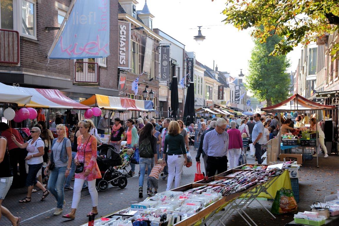 Alphense Jaarmarkt gaat nog dit jaar vernieuwen