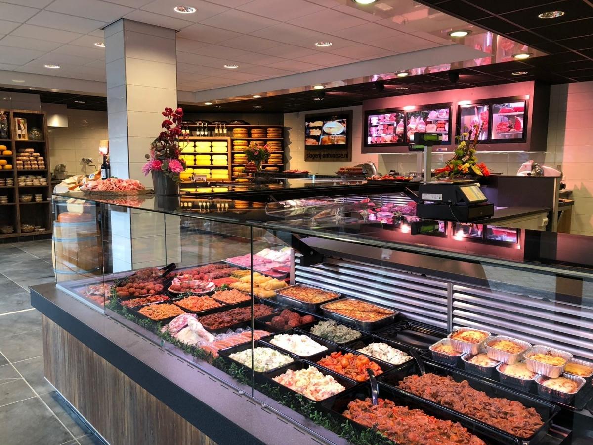 Slagerij Jan Antonisse biedt ook complete maaltijden