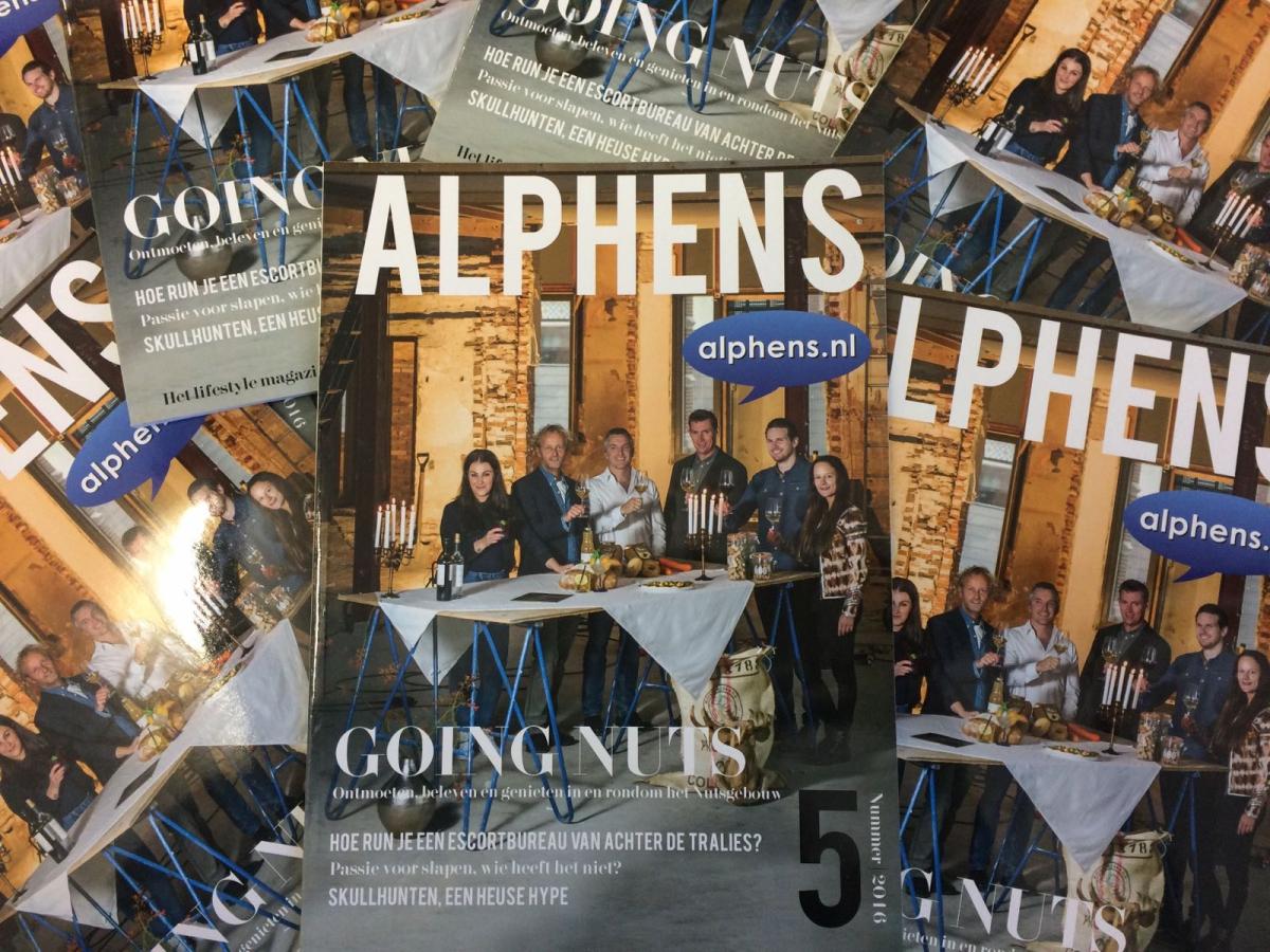 Waarover wil jij graag lezen in het Alphens magazine?