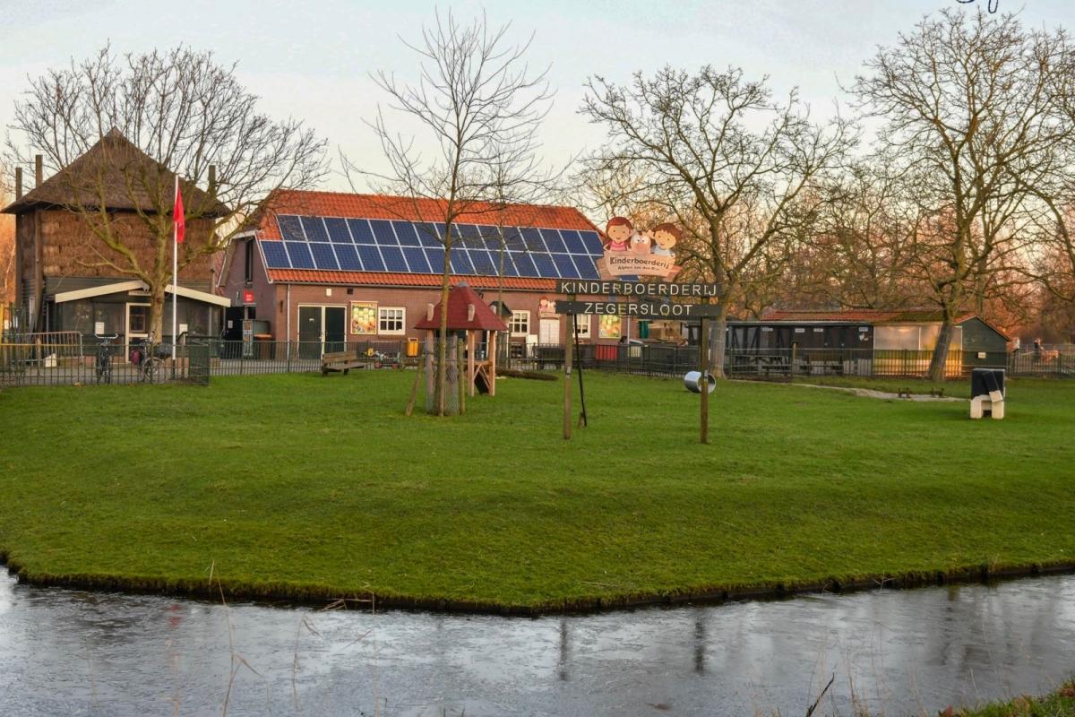 Alphense Kinderboerderijen beginnen petitie tegen sluiting kinderboerderij Bospark