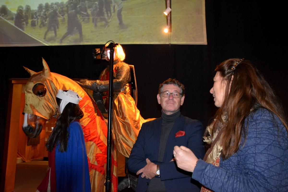 Expositie Ontstaan van Holland in Archeon