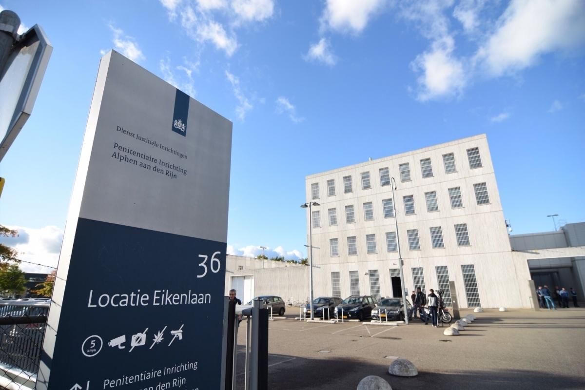 Ziekteverzuim Alphense gevangenis gedaald