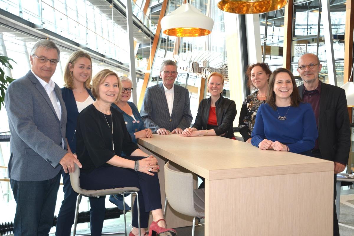 Nieuwe Erfgoedcommissie voor Alphen aan den Rijn