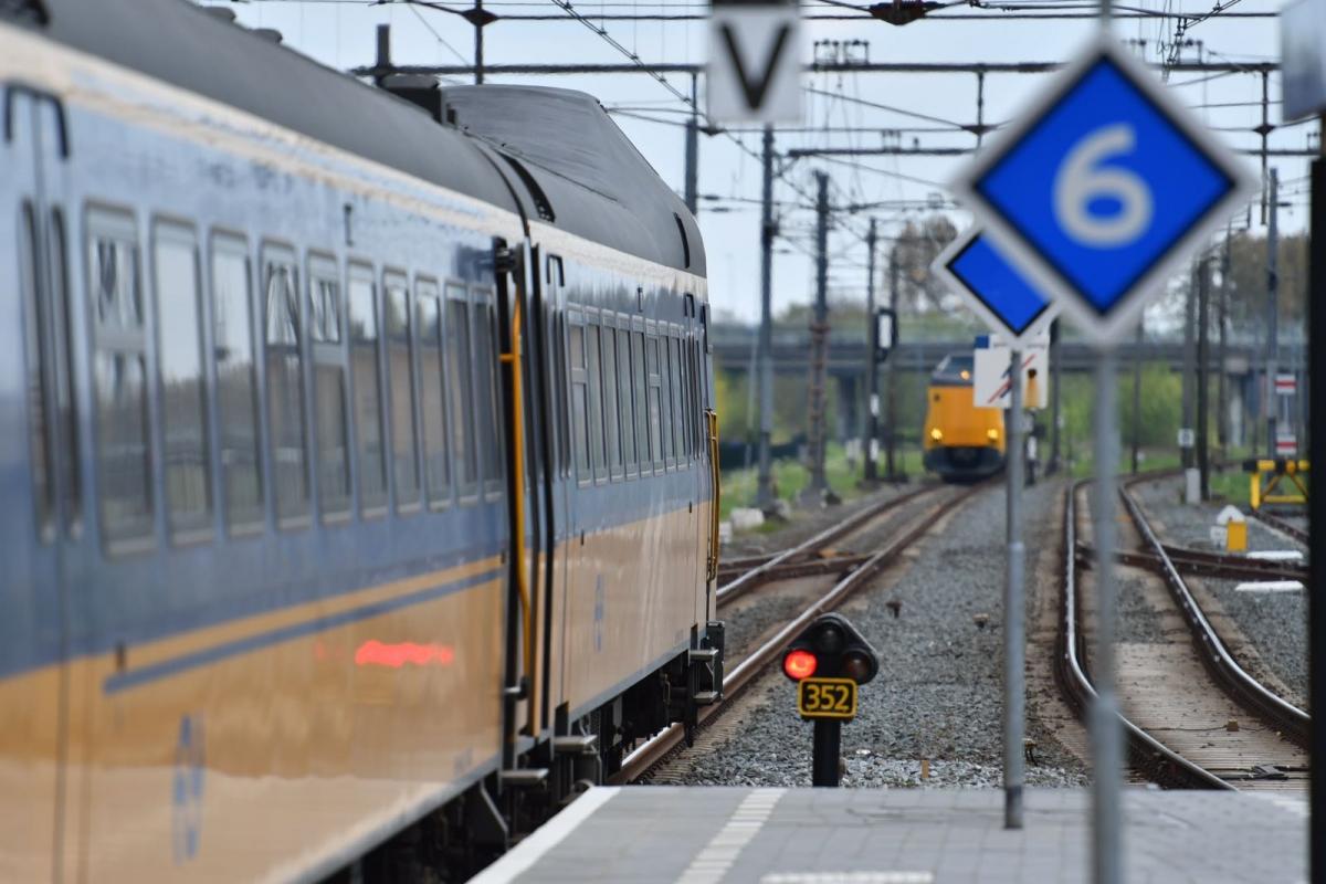NS wil watertappunt op stations Alphen en Boskoop