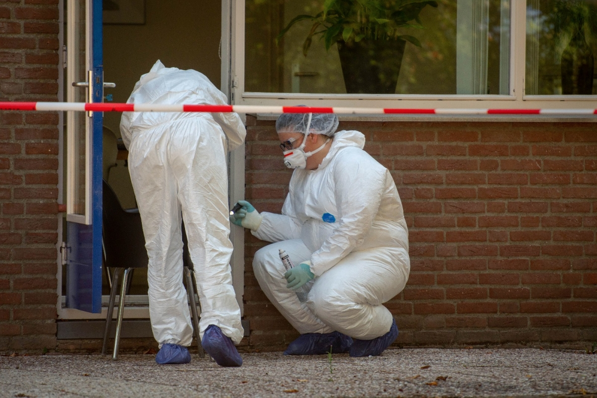 Politie zoekt getuigen van misdrijf Ondernemingsweg