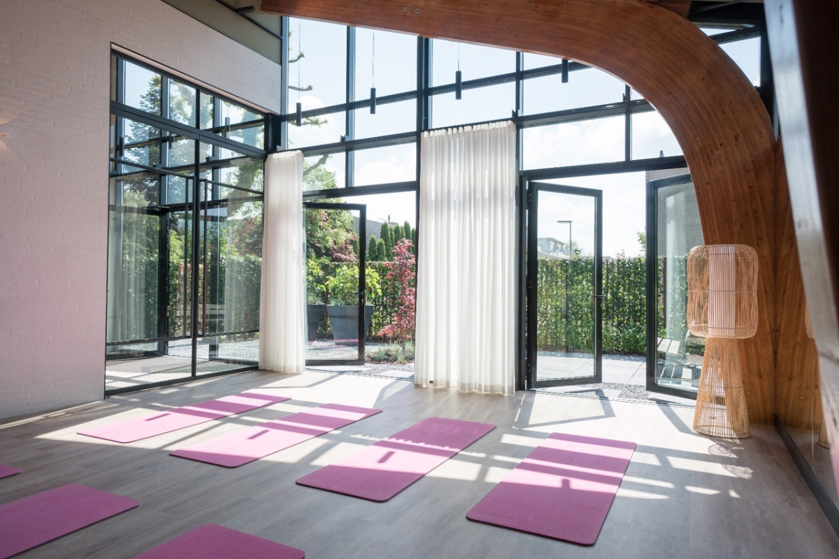 The Home Factory ontwerpt interieur Pilates4U