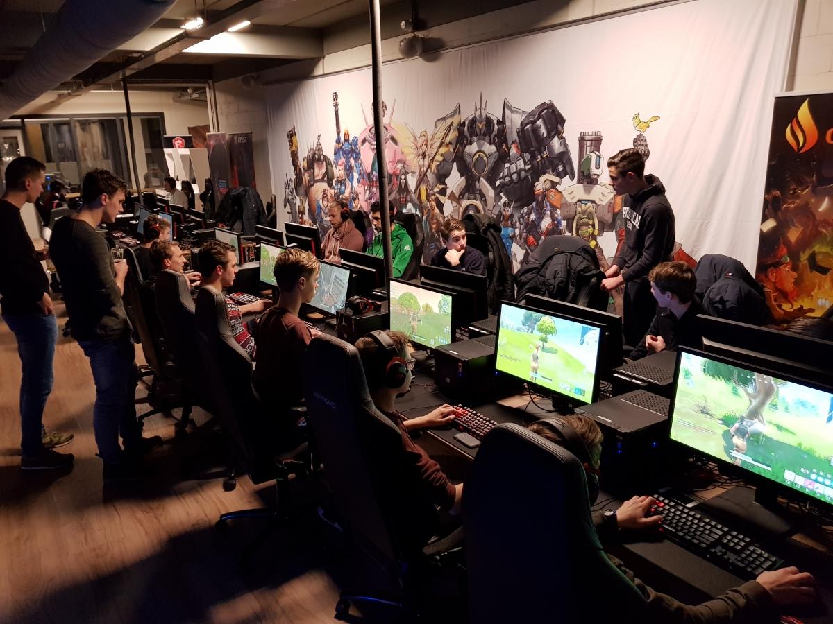 Esports Game Arena haalt Game Mania terug naar Alphen