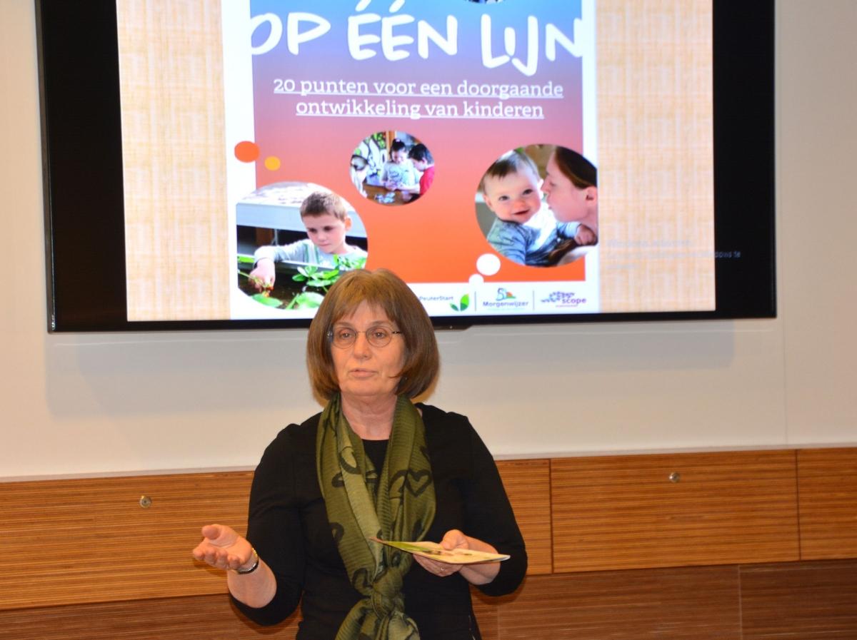 Basisscholen en kinderopvang pleiten voor één lijn