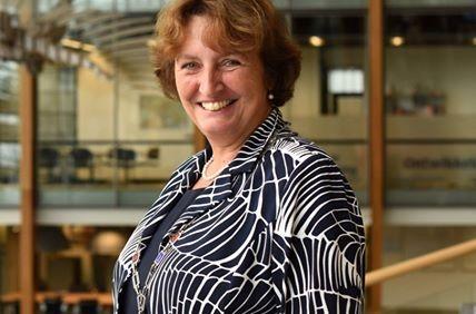 Liesbeth Spies genomineerd voor World Mayor 2018