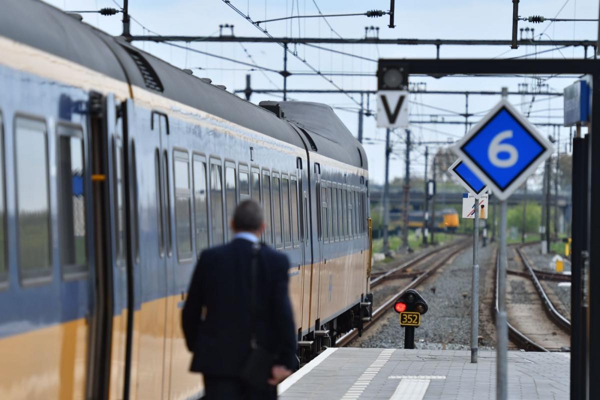 Negen dagen geen treinen tussen Woerden en Utrecht
