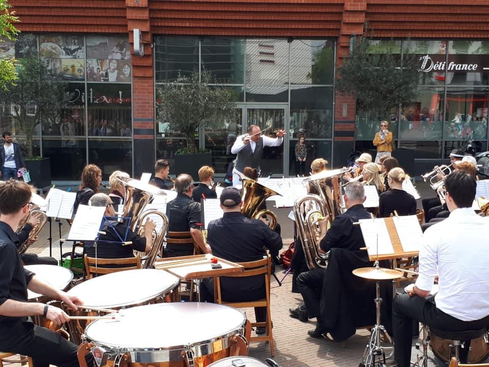 Alphense Maestro op het Rijnplein