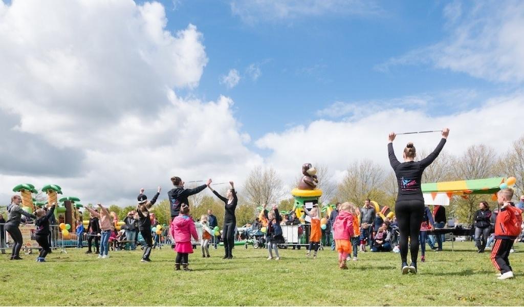 Kom naar de thema-avonden sportvisie van gemeente Alphen aan den Rijn