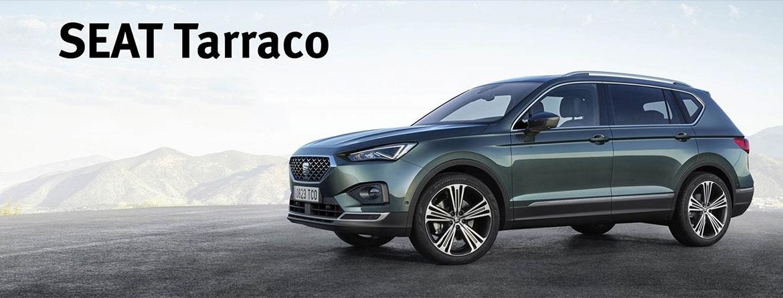 SEAT presenteert de Tarraco, ook bij MAAS Autogroep