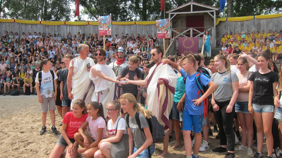 Presentatie Archeon Quest Het Romeinse Feest