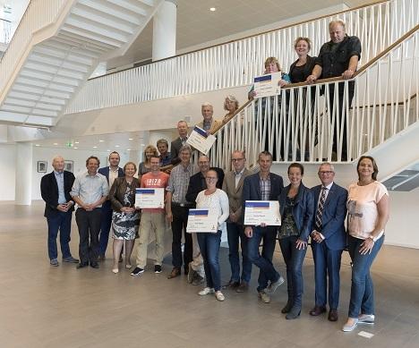 Rabobank doneert aan zes verenigingen en stichtingen in de regio