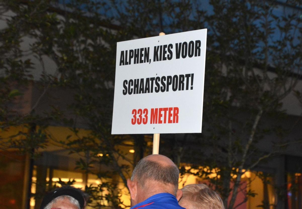 Oppositiepartijen missen besluit Leiden over ijsbaan
