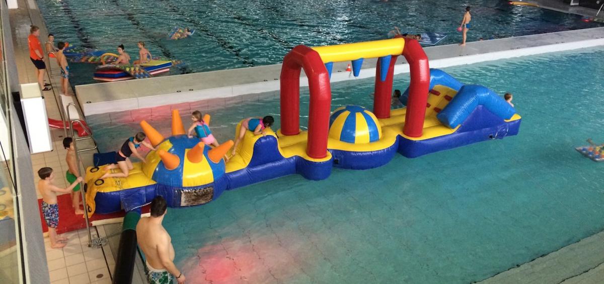 BOOST organiseert zwemactiviteiten voor kinderen