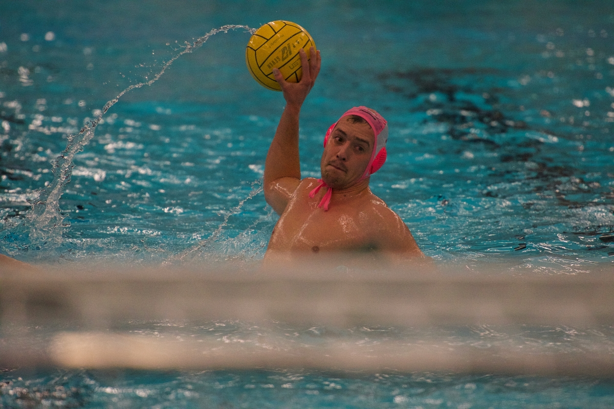 AZC in kwartfinale van bekercompetitie waterpolo