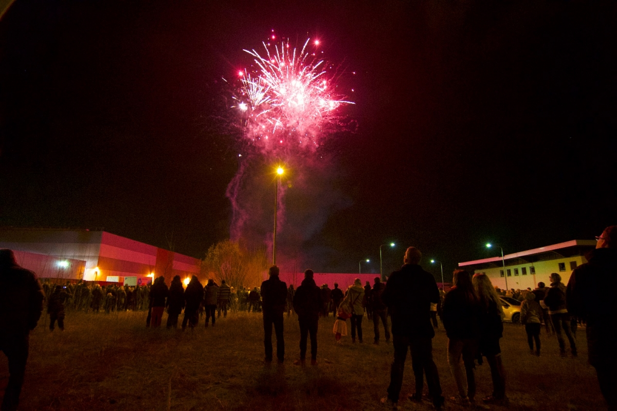 Geen vuurwerkvrije zones tijdens de jaarwisseling