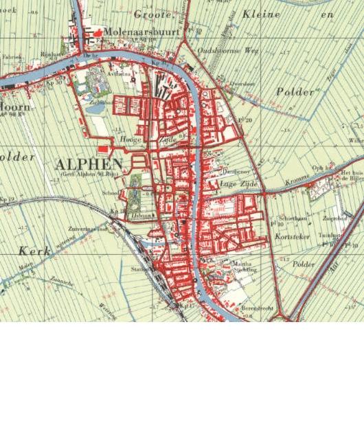 CAS Alphen organiseert cursus Snap je Stad
