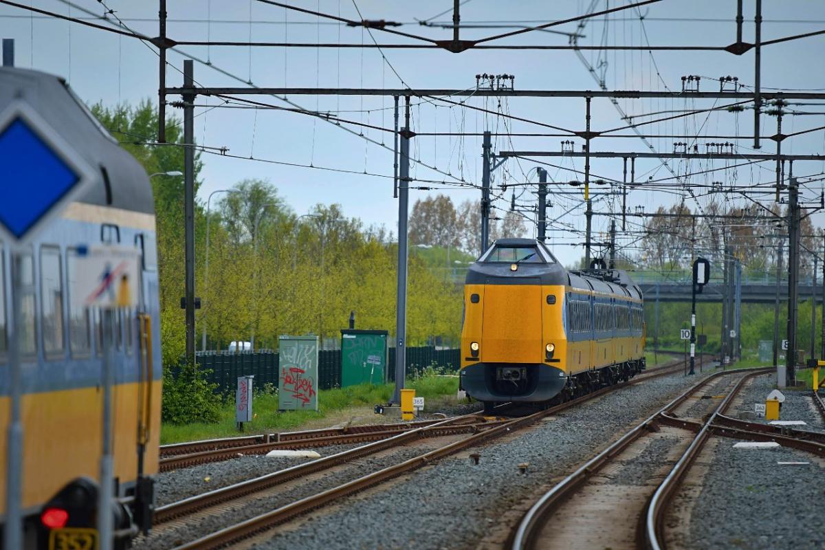 Dit weekend geen treinverkeer van en naar Alphen