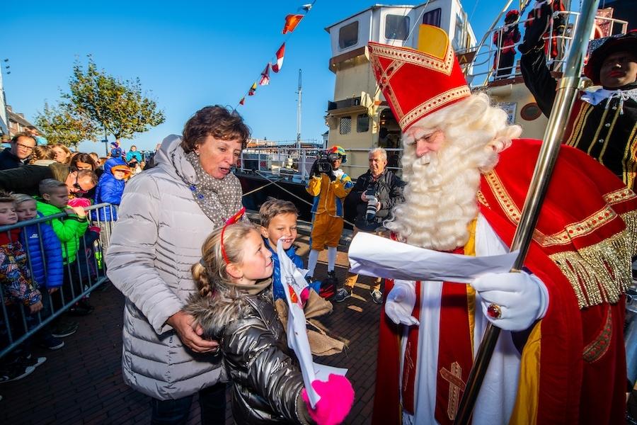 Spies wil geen landelijke intocht Sinterklaas in Alphen
