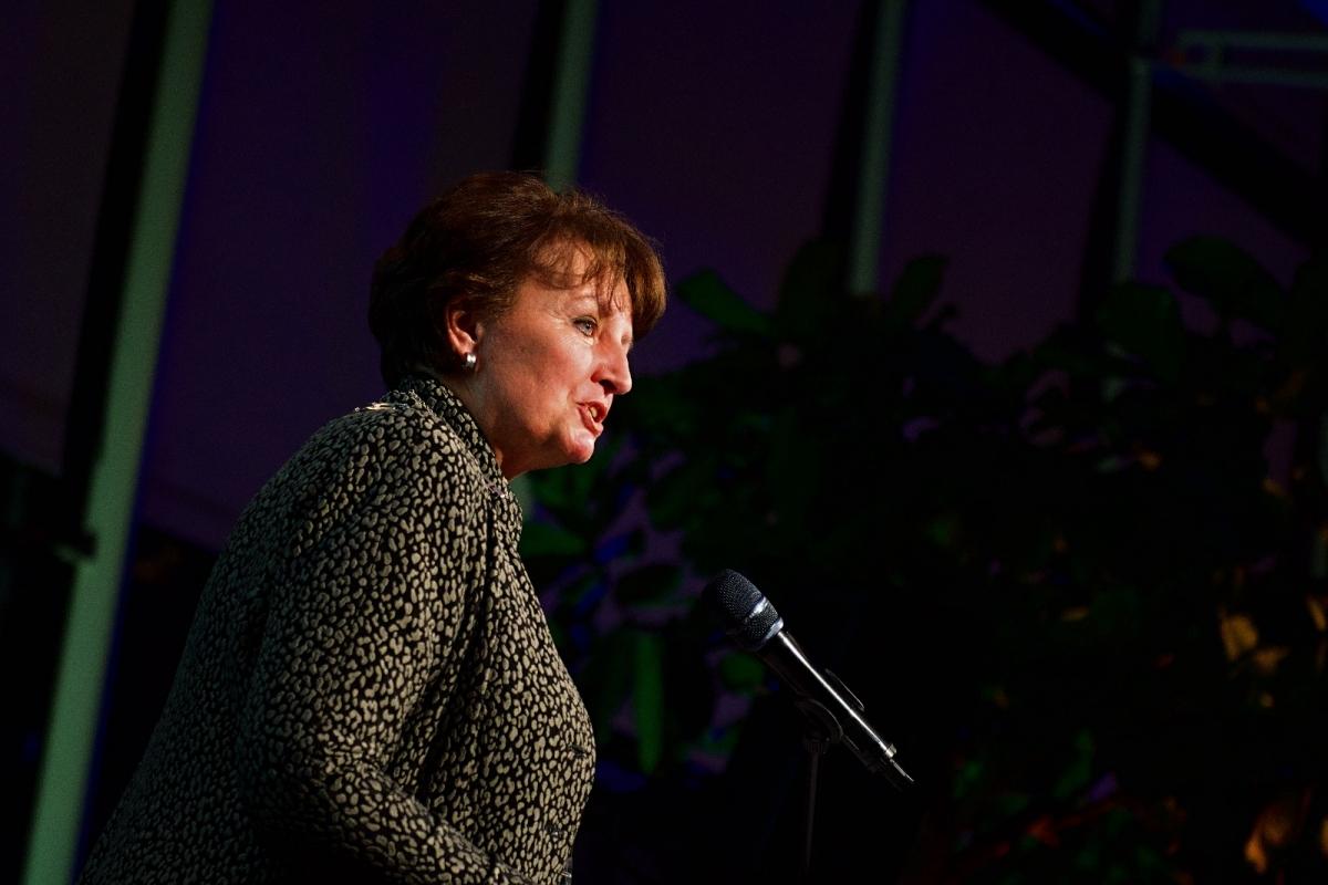 Liesbeth Spies beste burgemeester van de wereld?