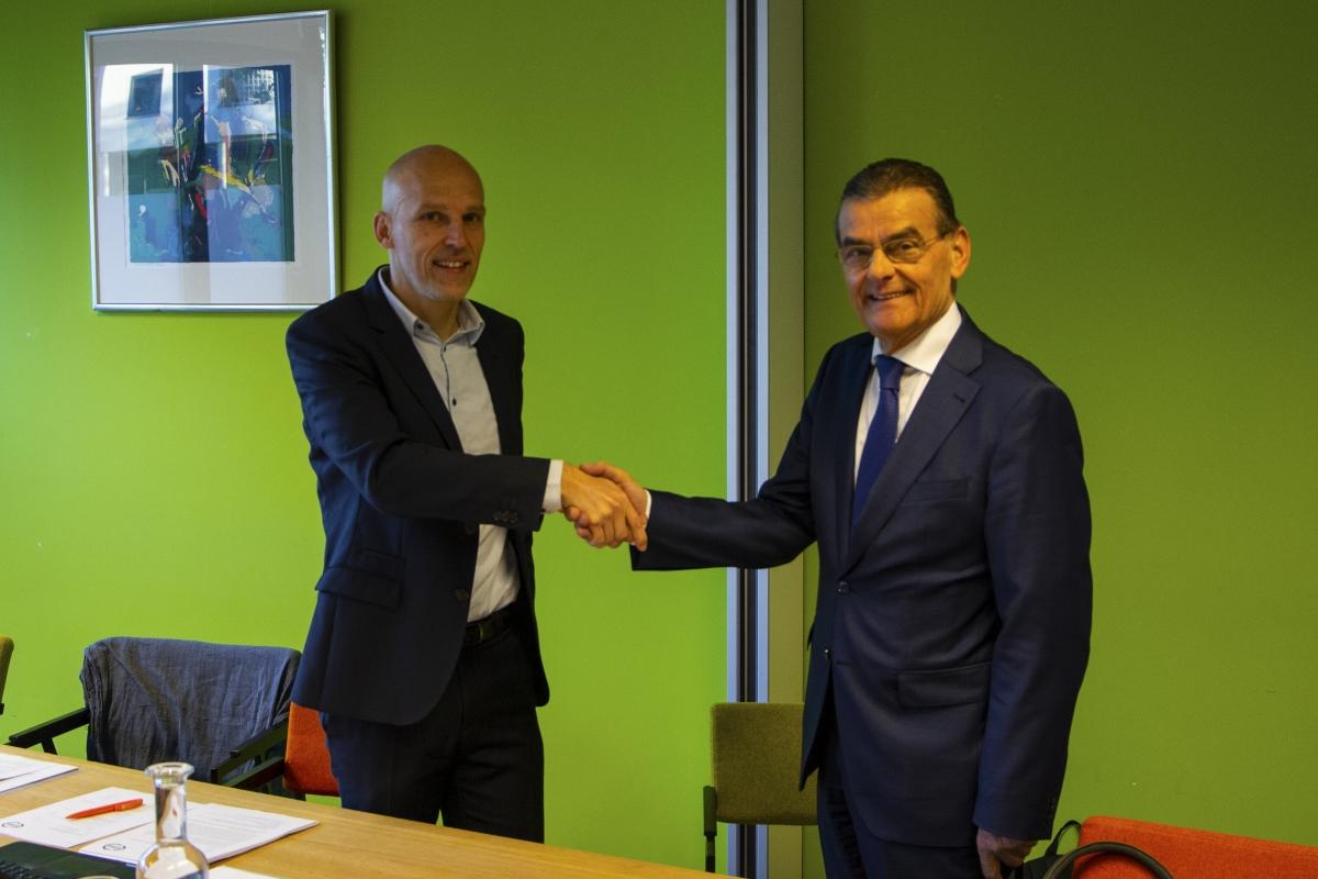 Erik Braun benoemd tot nieuwe voorzitter van EDBA