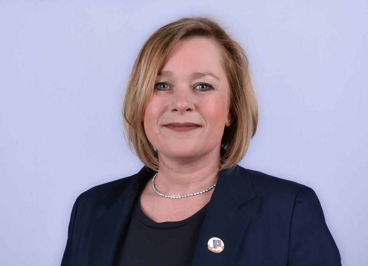 Lisette Goddrie-Godart voor Nieuw Elan
