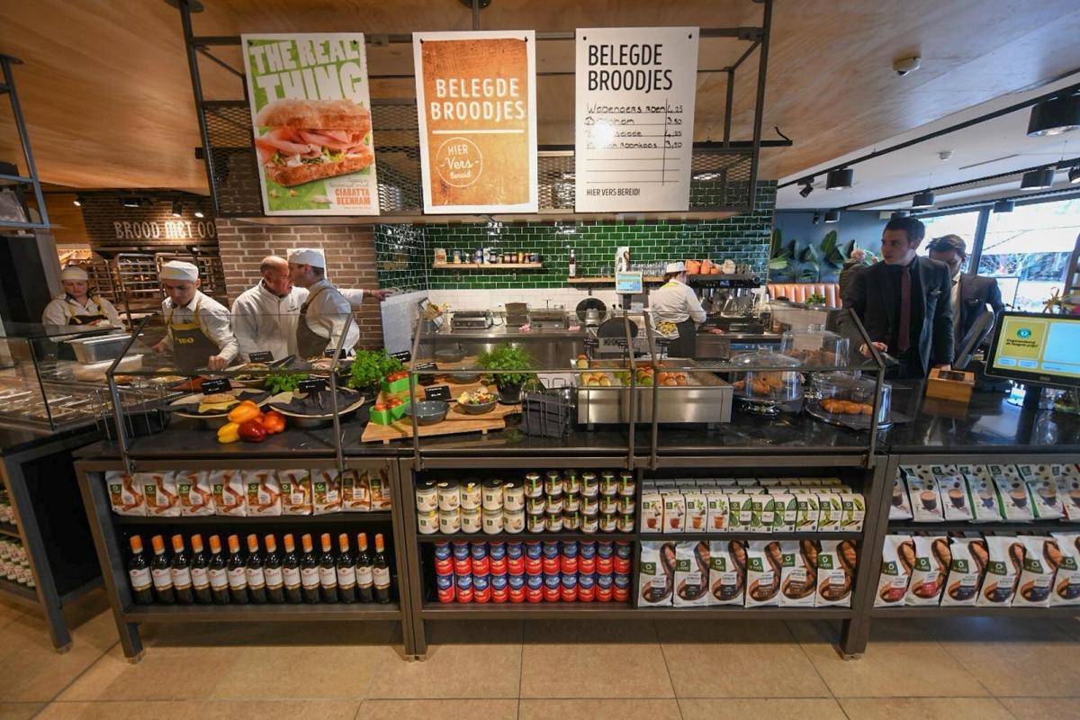 Jumbo Herenhof opent foodcafé mini La Place!