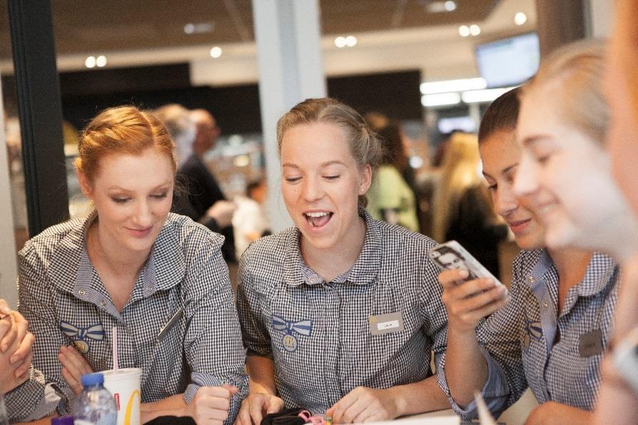 Sollicitanten krijgen Sollicitatie Menu bij McDonalds