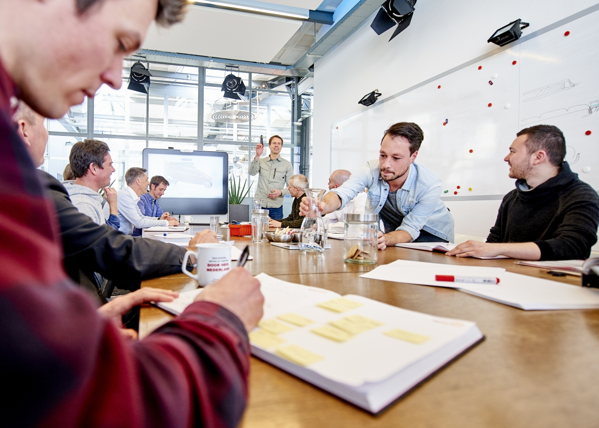 Investeer in jouw bedrijf met Rabo Startup College