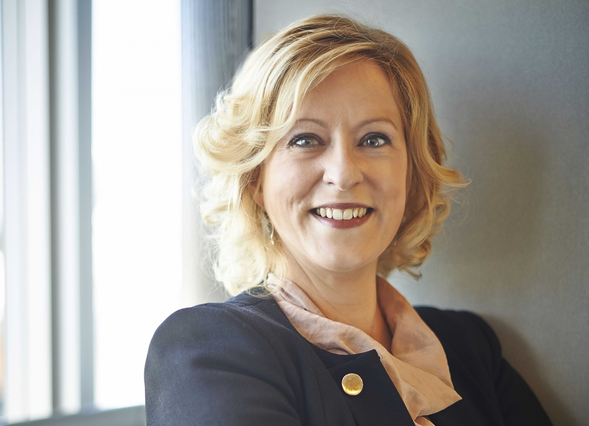 Politiek debat met Esther de Lange in Castellum