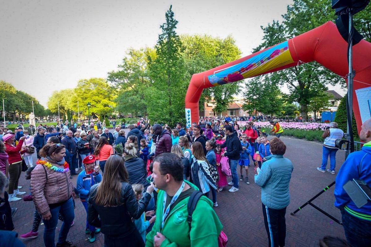 Wandelfeest Avondvierdaagse in Alphen zit er weer op