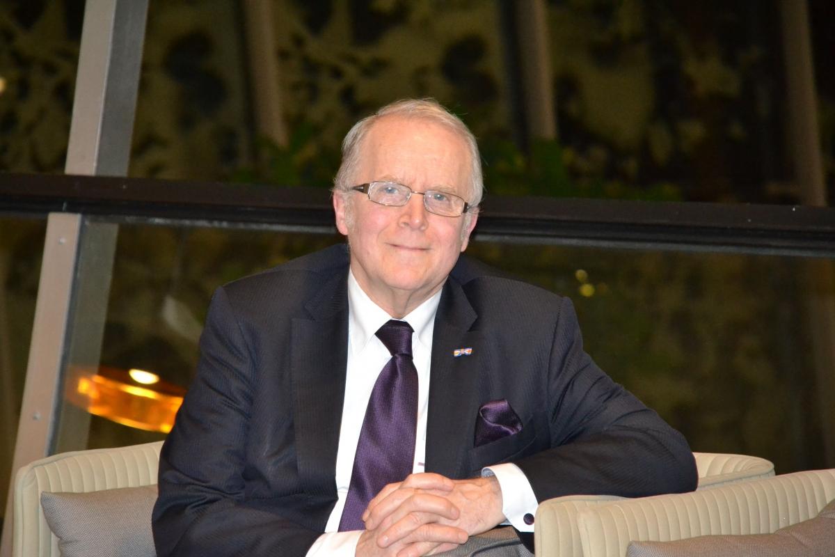 Robert Blom of Henk Goes als vicevoorzitter Raad