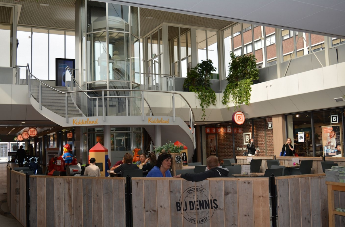 Winkels Aarhof te koop en Ridderhof op de schop