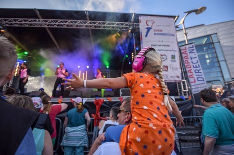 Begroting van Alphens Bevrijdingsfestival bijna rond