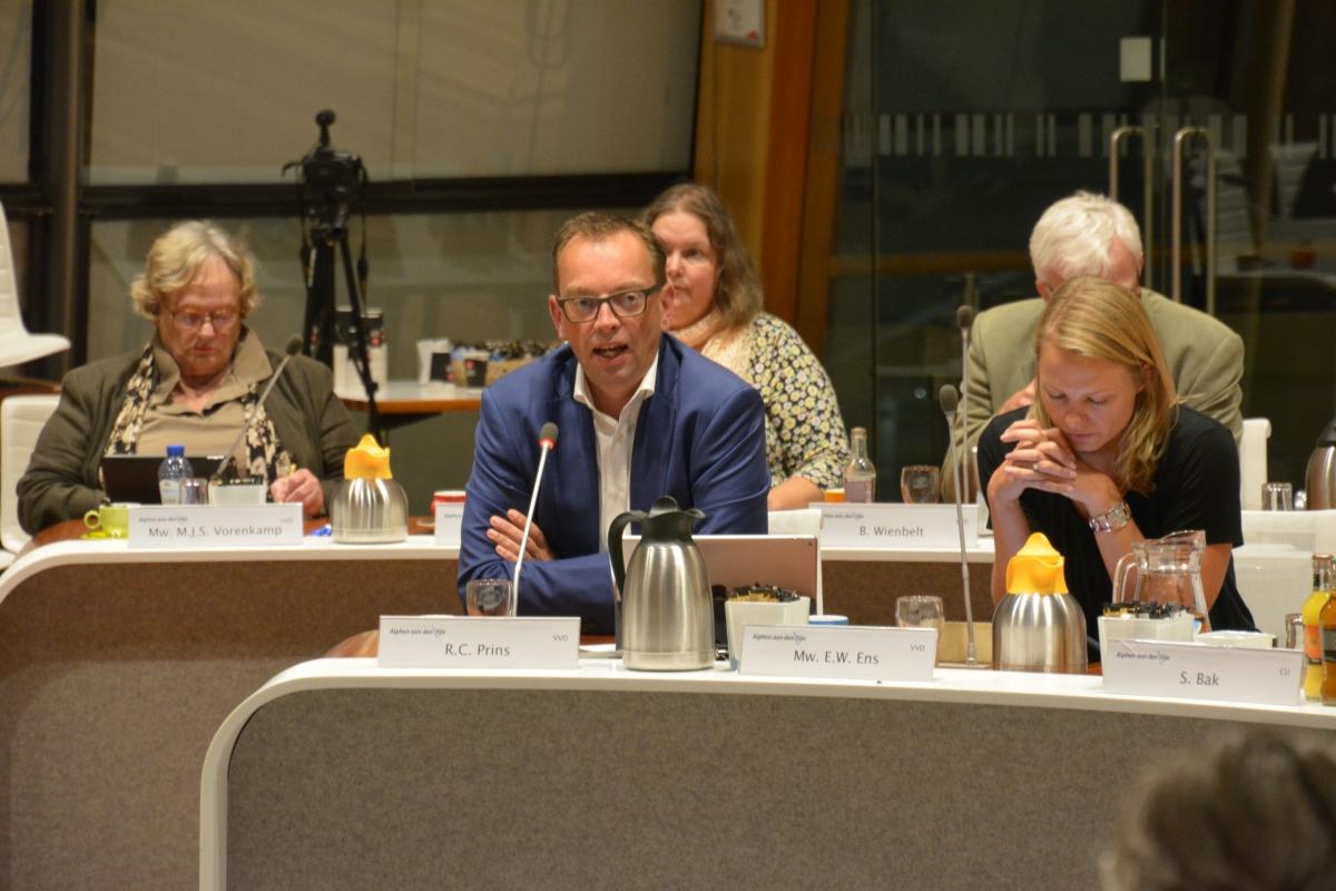 Toetie Voorenkamp (VVD) stapt uit gemeenteraad