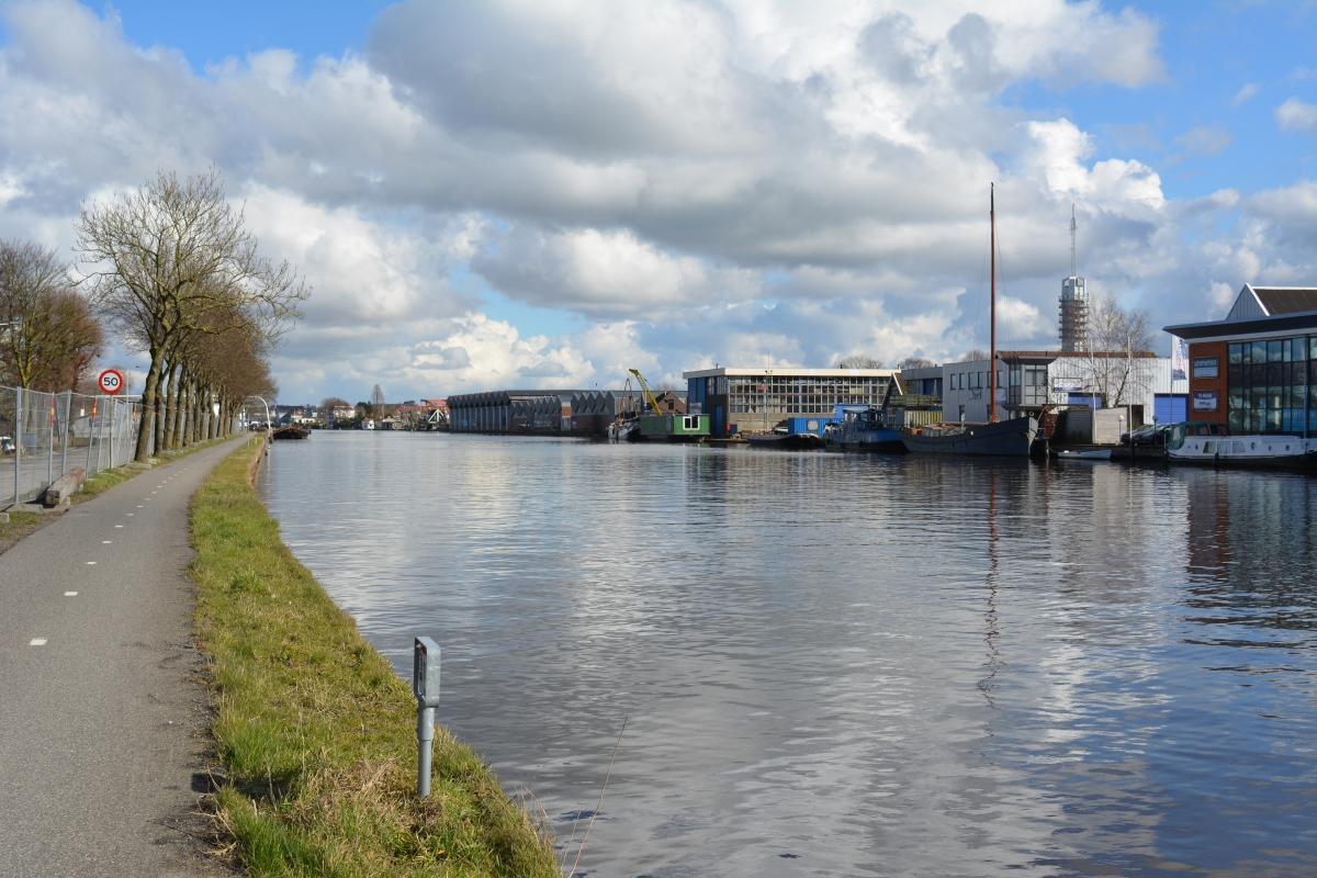 Uitdaging voor bouwen in Oude Rijn Zone zuidoever
