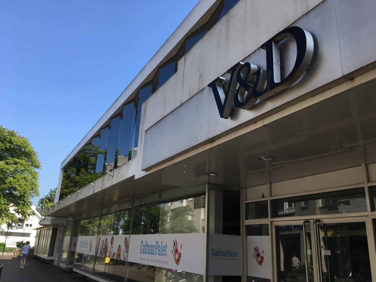 Projectontwikkelaar presenteert volgende week plannen oude V&D pand