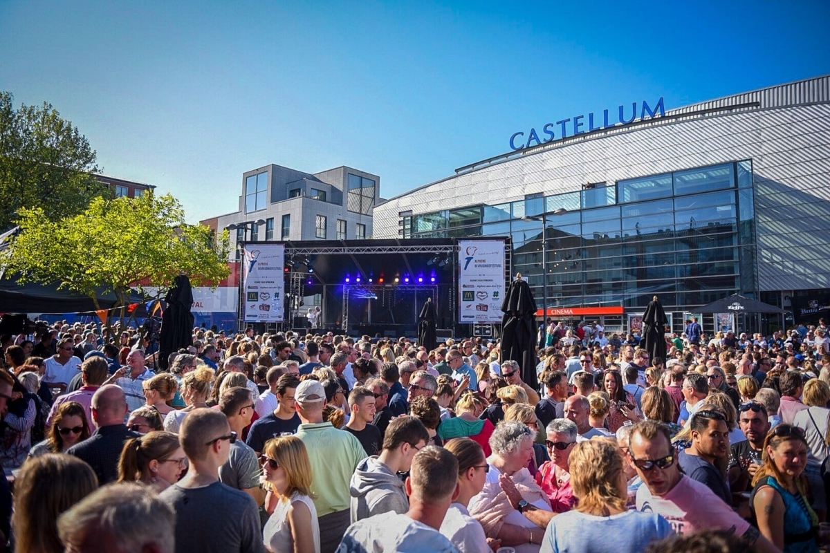 Alphens Bevrijdingsfestival gaat volgend jaar door