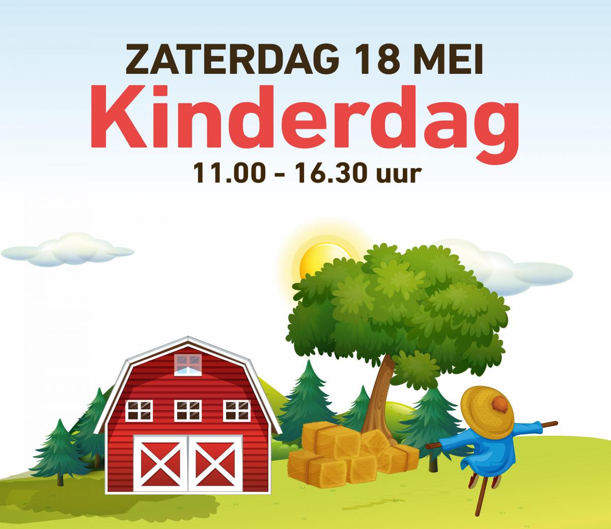 Kinderdag bij Winkelcentrum De Baronie: optredens van o.a. Biba Boerderij
