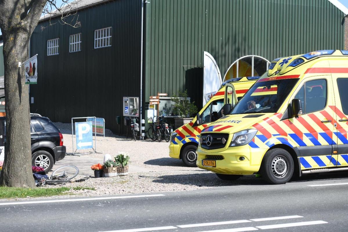 Alphenaar overlijdt na ongeval bij Tulip Festival