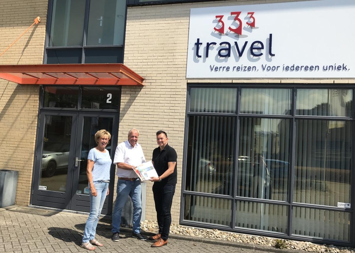 Familie Verkerk winnaar luxe privé rondreis Thailand