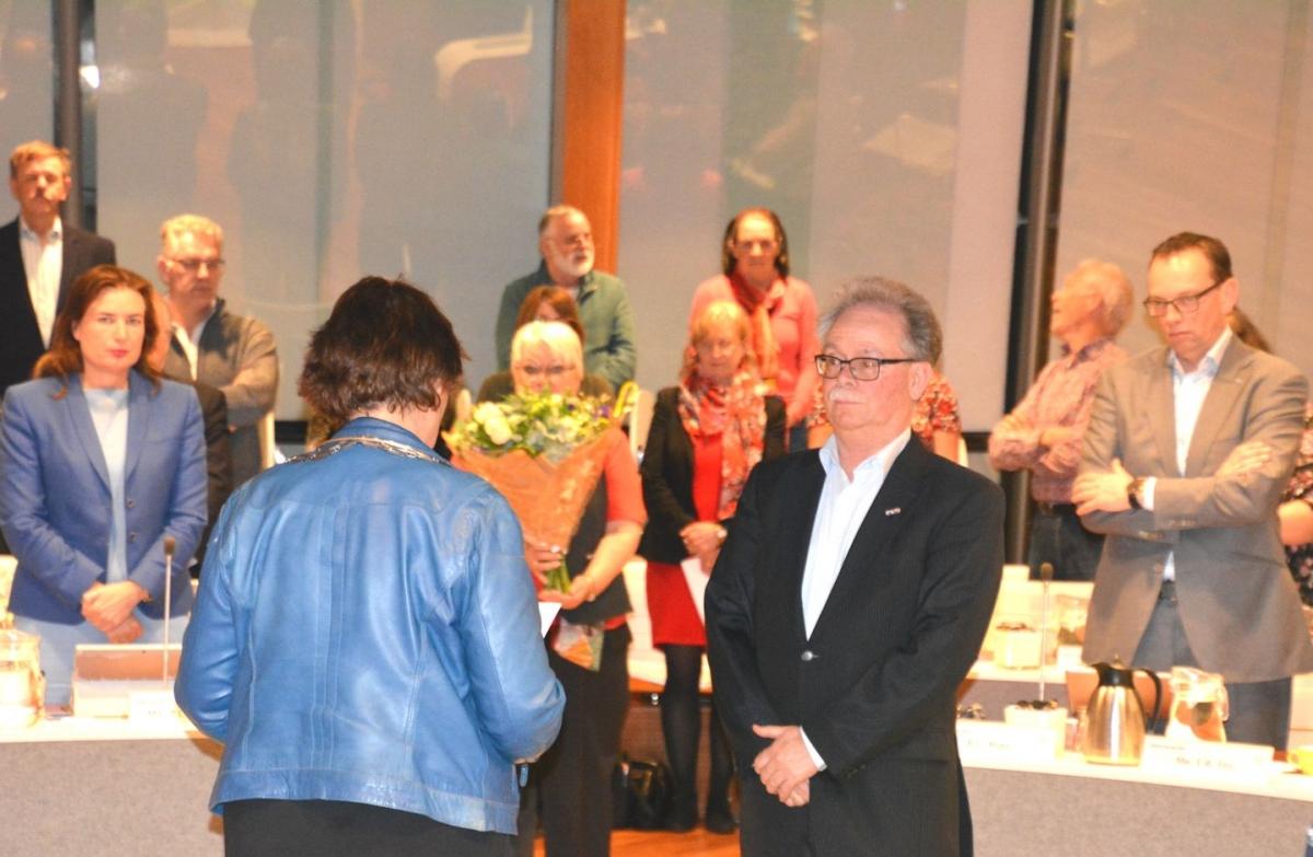 Maurice Piette op de valreep raadslid voor de VVD
