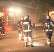 Grote brand in Park College aan Dominee Meijerlaan